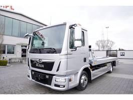takelwagen-bergingswagen-vrachtwagen MAN TGL 8.180 , E6 , 70k km , NEW ASSISTANCE BODY 2021 , hydraulic , 2018