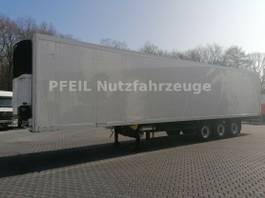koel-vries oplegger Schmitz Cargobull SKO24 Doppelstock- 2x LIFT-Vector 1850-SAF 2008