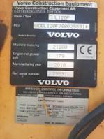 wiellader Volvo L 120 F 2010