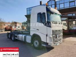 containersysteem vrachtwagen Volvo FH 460 6x2 Lift-Lenk VDL S21-6200 Abrollkipper 2018