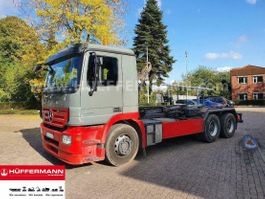 containersysteem vrachtwagen Mercedes-Benz Actros 2641 6x4 E5 Multilift LHT 260.56 2007