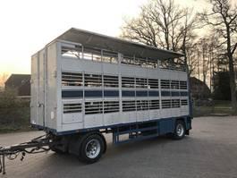 vee aanhanger CUPPERS 1/2/3 stock veewagen Light Trailor 2007
