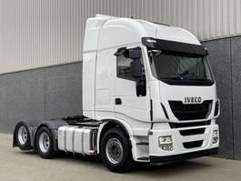 standaard trekker Iveco Stralis 480 / Hi-Way / Euro6 / 6x2 / NO EU /