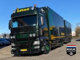 koelwagen vrachtwagen MAN TGX 26 6X2 *4 LL RETARDER THERMOKING FLOWER WIDE 2011