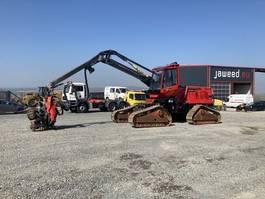 overige uitrusting landbouw KOMATSU 911.5 Raupen Harvester /VALMET / PONSSE 2011