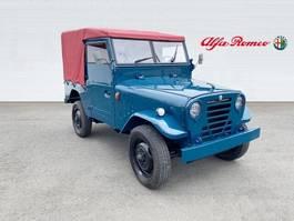 overige personenwagens Alfa Romeo Matta AR 51 4x4 Matta AR 51 4x4 1951