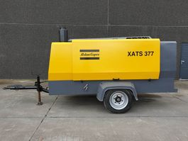 compressor Atlas Copco XATS 377 CD - N 2010