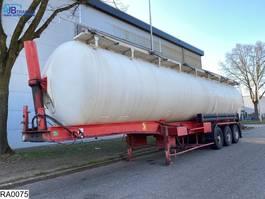silo oplegger Benalu Silo Silo / Bulk, 62000 liter, 62 M3 1991