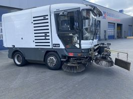 Veegmachine vrachtwagen Ravo 540 STH, EURO 5, Emergency Road Clean system, Water recycling system 2012