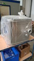 hydraulisch systeem equipment onderdeel Hyva Oil tank SM-236L/200L AL NOMP MR