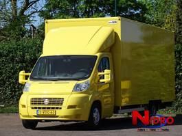 overige bedrijfswagens Fiat DUCATO LONG AC BE LICENSE MOVING VAN 2009