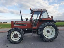 standaard tractor landbouw Fiat 115-90 1985