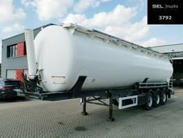 tankoplegger Feldbinder KIP 60.3 / Kippsilo / 60 m3 / Liftachse