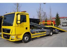 takelwagen-bergingswagen-vrachtwagen MAN TGL 8.180 , E6 , 90k km , NEW ASSISTANCE BODY 2020 , hydraulic , 2018