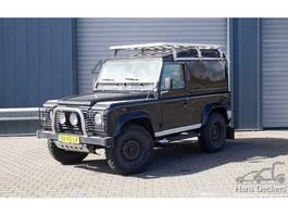minivan - personenbus Land Rover Defender 2.5 Td5 90 Roofrack Youngtimer Marge 2001
