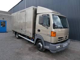 bakwagen vrachtwagen Nissan ATLEON TK70/14   92000 km LAMMES/LAMMES - SPRING/SPRING 2005