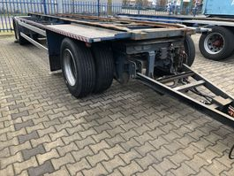 container chassis aanhanger Van Hool R-214 | Container | Abrollkipper | 1993