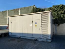 generator MAN GASGENERATOR 120 K.V.A