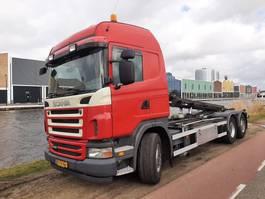 containersysteem vrachtwagen Scania G 420 2011