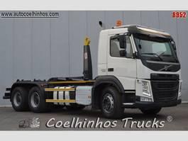 containersysteem vrachtwagen Volvo FM 420 2014