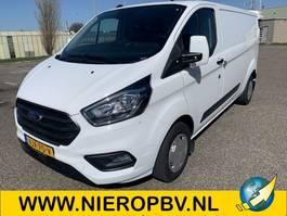 gesloten bestelwagen Ford transit custom l2 airco NIEUW 5x op voorraad 2021