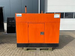 generator Mitsubishi S4L2 Stamford 22.5 kVA Supersilent generatorset 2016