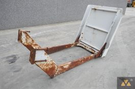 cabine - cabinedeel equipment onderdeel Ford Canopy 8000