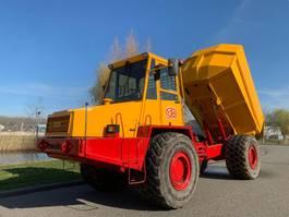knikdumper Thwaites Dumper Iveco motor 18m3 4x4 Steel bucket 1996
