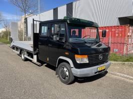 autotransporter vrachtwagen Mercedes-Benz 815de org. 45.000km! org. color! 2003