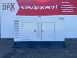 generator Cummins 6CTAA8.3G5 - 220 kVA ( Damaged ) - DPX-12281 2011