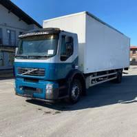 bakwagen vrachtwagen Volvo FE 42 2009