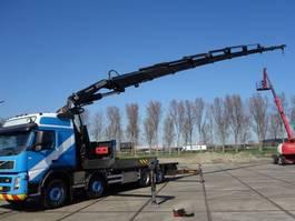 kraanwagen Volvo fm480 fassi 80 ton 2007