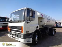 tankwagen vrachtwagen DAF CF 65 180 + Manual + ADR + 12500 L + 2 comp 1999