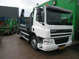 containersysteem vrachtwagen DAF