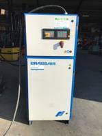compressor Grassair S128.10 45 kW 6100 L / min 10 Bar Silent Elektrische Schroefcompressor 2001