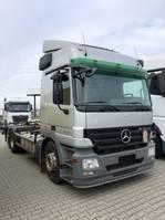 wissellaadbaksysteem vrachtwagen Mercedes-Benz Actros 2541 6x2, Aut, Euro 5, BDF-Chassi, 2008 2008