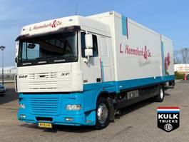 koelwagen vrachtwagen DAF XF 95.430 Euro 3 ZF 16 MANUAL 2006