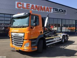 containersysteem vrachtwagen DAF CF 430 FAN 2021