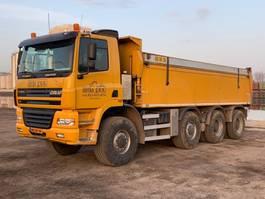 kipper vrachtwagen > 7.5 t Ginaf X 4446 TS 8x8 2006
