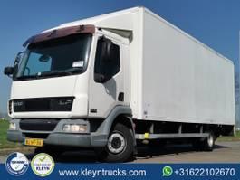 bakwagen vrachtwagen DAF LF 45 170 10t manual steel 2001