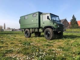 overige vrachtwagens Unimog Unimog 404 camper diesel 1971