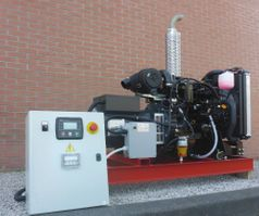 motoronderdeel equipment Yanmar 47 KVA Binnenvaart generator set EU Stage V NRE 2021