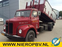 kipper vrachtwagen > 7.5 t Scania vabis 5.0 kieper NIEUWSTAAT 1974