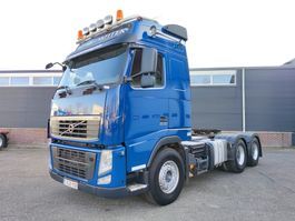 standaard trekker Volvo FH 500 6x4 Globetrotter Euro 5 - PTO - TipperHydraulics - HUB-Reduction - TOP! ... 2012