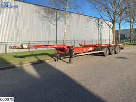 container chassis oplegger ASCA Container 10 / 20 / 30 / 40 FT container chassis 2000