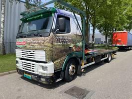 open laadbak vrachtwagen Volvo FH 380, OPEN LAADSBAK, MANUEL GEAR 2000