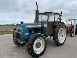 standaard tractor landbouw Ford 7000 1975