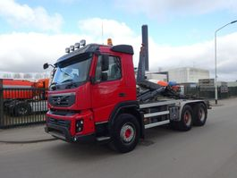 containersysteem vrachtwagen Volvo FMX 450 6X4 EURO 5 / CONTAINERHOOK / KEURING !! 2013