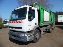 vuilkar camion Renault Premium 270 vuilkar 2001