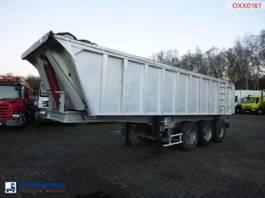 kipper oplegger General Trailers Tipper trailer alu 25.5 m3 2001